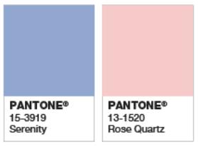 rose quartz et serenity
