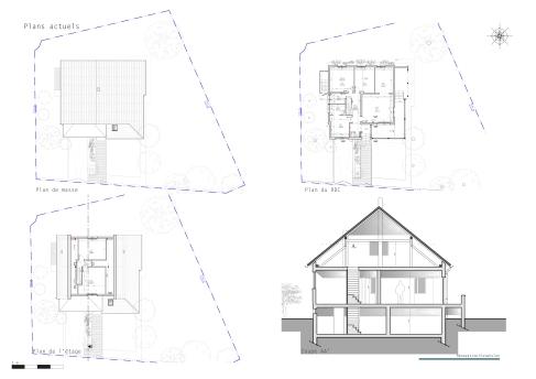 A Projet 1 Rénovation Extension_plans actuels