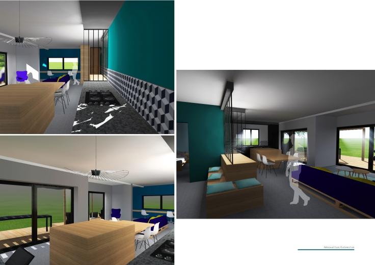 G Projet 1 Rénovation Extension_vues 3D2