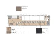 planche matériaux 1er étage
