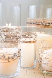 bougies-bocaux