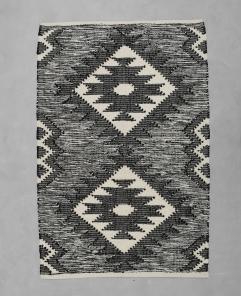 tapis-tisse-bicolore-pimkie